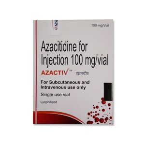 Azactiv Azacitidine 100mg Injection