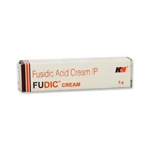 Fudic Fusidic Acid 2% Cream