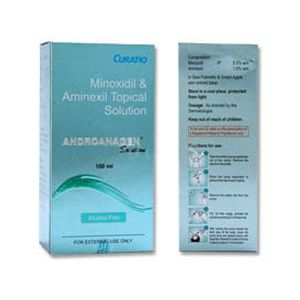Androanagen Minoxidil & Aminexil Topical Solution