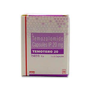 Temotero Temozolomide 20mg Capsule