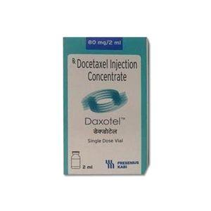 Daxotel : Доцетаксел 80 мг