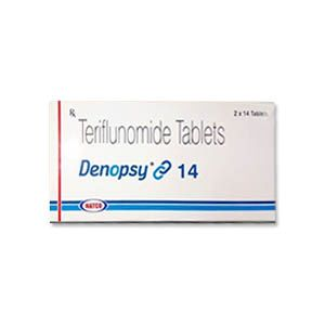 Denopsy Teriflunomide 14mg Tablet