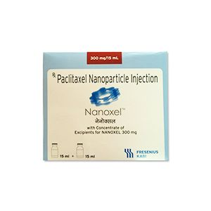 Nanoxel Paclitaxel 300mg Injection