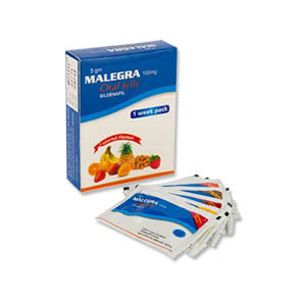 Malegra Sildenafil 100mg Oral Jelly