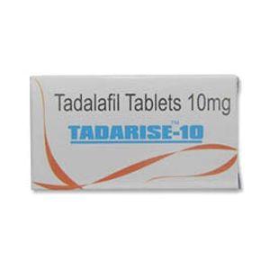 Tadarise Tadalafil 10mg Tablet