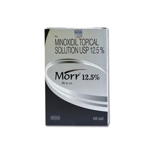 Morr Minoxidil 12.5% Topical Solution