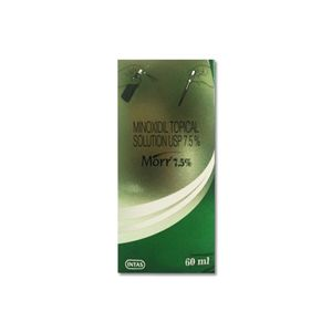 Morr Minoxidil 7.5% Topical Solution