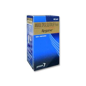 Regaine Minoxidil 5% Solution
