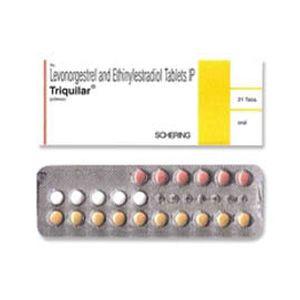 Triquilar Levonorgestrel & Ethinyl Estradiol Tablet