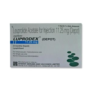 Luprodex Leuprolide 11.25mg Injection