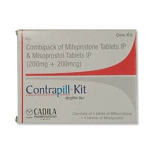 Contrapill Kit Tablet