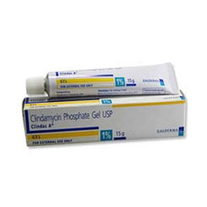 Clindac A Clindamycin 1% Gel
