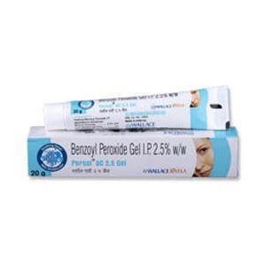 Persol AC Benzoyl Peroxide 2.5% Gel