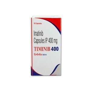 Timinib Imatinib 400mg Capsule