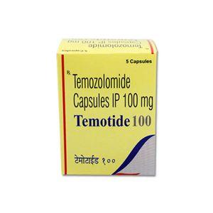 Temotide Temozolomide 100mg Capsule