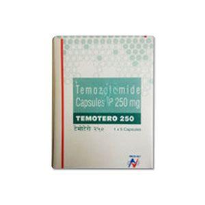Temotero Temozolomide 250mg Capsule
