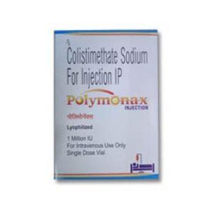 Polymonax 1 MIU粘菌素甲磺酸注射