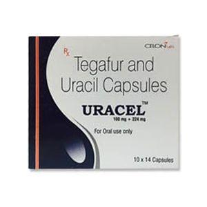 Uracel Tegafur & Uracil Capsule