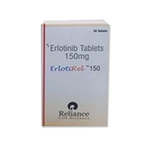 Erlotirel Erlotinib 150mg Tablet