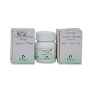 Imatirel Imatinib 100mg Tablet