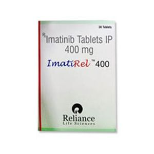Imatirel Imatinib 400mg Tablet