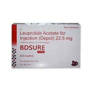 Bdsure Leuprolide Acetate 22.5mg Injection