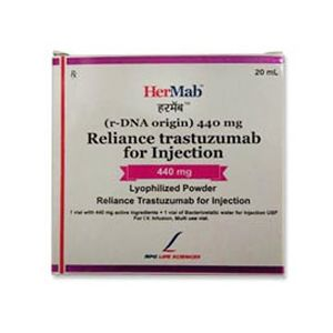 Hermab Trastuzumab 440mg Injection