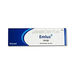 Emluz Luliconazole 1% Cream