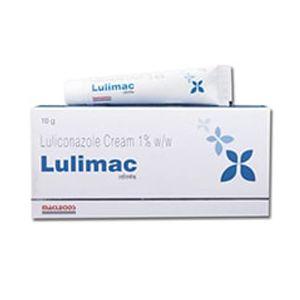 Lulimac Luliconazole 1% Cream