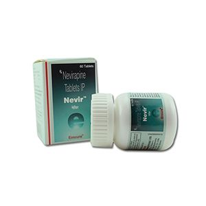 Nevir Nevirapine 200mg Tablet