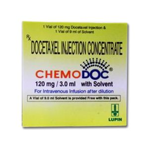 Chemodoc Docetaxel 120mg Injection