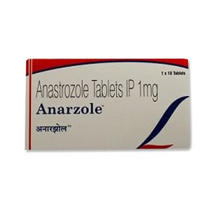 Anarzole Anastrozole 1mg Tablet