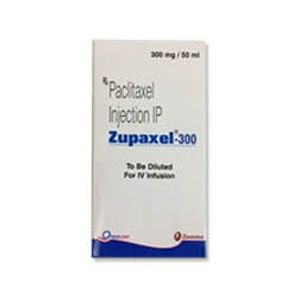 Zupaxel Paclitaxel 300mg Injection