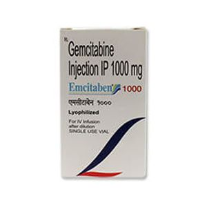 Emcitaben Gemcitabine 1000mg Injection