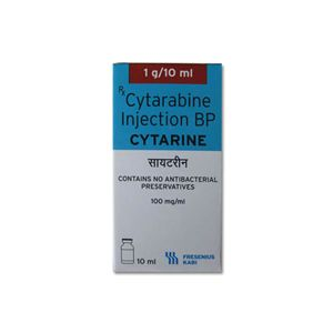 Cytarine Cytarabine 1gm Injection
