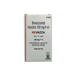 Bevazza Bevacizumab 100mg Injection