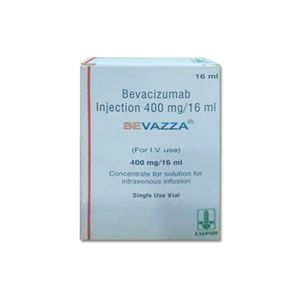 Bevazza Bevacizumab 400mg Injection
