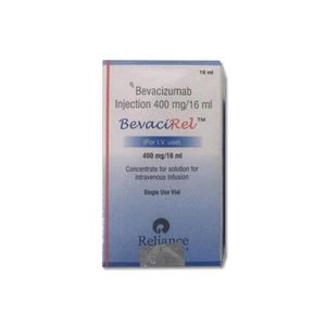 BevaciRel Bevacizumab 400mg Injection