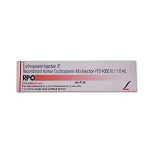 RPO 4000 I.U Injection