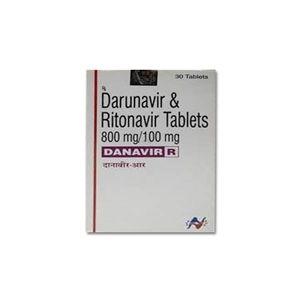 Danavir R Darunavir & Ritonavir Tablet