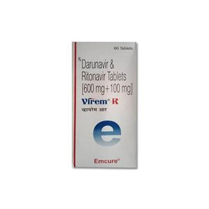 Virem R Darunavir & Ritonavir Tablet