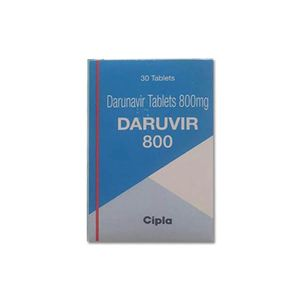 Daruvir Darunavir 800mg Tablet