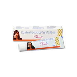 Eflora Eflornithine 13.9% Cream