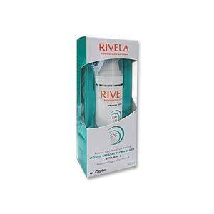 Rivela SPF 50 Sunscreen Lotion