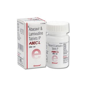 Abec L Abacavir & Lamivudine Tablet