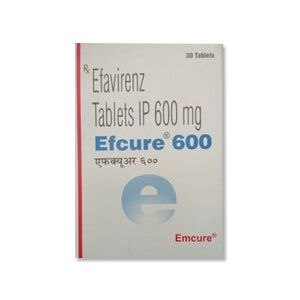 Efcure Efavirenz 600mg Tablet