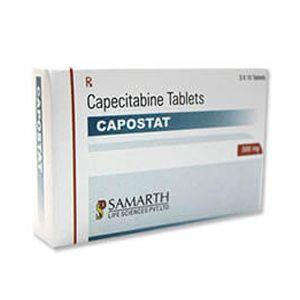 Capostat Capecitabine 500mg Tablet