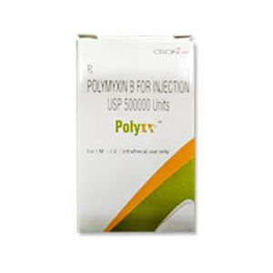 Polyxx Polymyxin B 500000 Injection