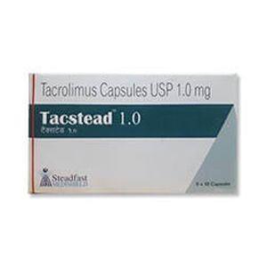 Tacstead Tacrolimus 1mg Capsule