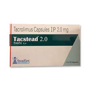 Tacstead Tacrolimus 2mg Capsule